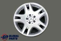 "Mercedes-Benz W211 S211 Alloy Wheel Rim 17"" ET:38 8,5J 5 Twin Spoke A2114011602"