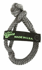 """Voodoo Offroad BLACK Synthetic Rope SOFT SHACKLE 1/2"""" x 8"""""""