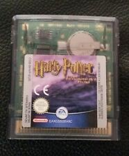 VINTAGE COLLECTABLE NINTENDO GAMEBOY COLOUR HARRY POTTER THE PHILOSOPHERS STONE