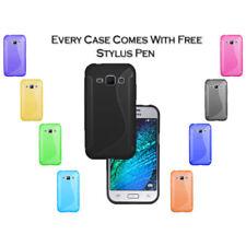 Fundas y carcasas Para Samsung Galaxy Ace de silicona/goma para teléfonos móviles y PDAs