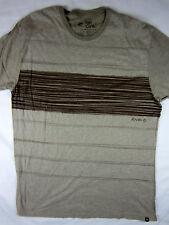 Rip Curl Surf 1969 premium soft short sleeve t shirt men's gray size 2XL