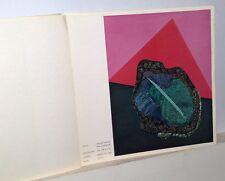 Rino Crivelli Falchi Arte Moderna 1972