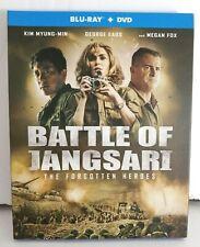 Battle of Jangsari (Blu-Ray + DVD) w/ Slipcover 2019