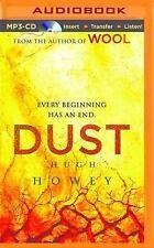 The Silo Saga: Dust 3 by Hugh Howey (2015, MP3 CD, Unabridged)