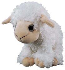 *NEW* BABY GLITTER SHEEP FARM ANIMAL LAMB SOFT PLUSH TOY 20CM