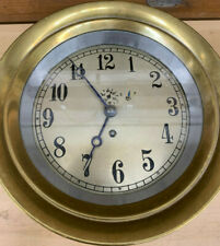 Chelsea marine clock, 1915-1919, Brass case , Switzerland ,Landis & Gyr