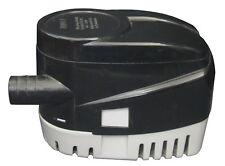 Nuova Rade 12 V 600gph Sumergible Bomba de achique automática de barco