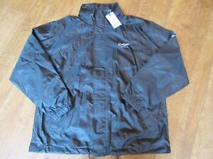 Cotton Traders Rain Jacket  black or navy blue  mens   RUGBY    S-XXL