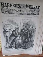 Vintage Print,PRECIOUS JEWEL,Harpers,Nast,1874