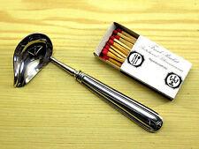 Kl. Butterkelle, Saucenkelle Augsburger Faden kompl. 100 g versilbert * 0593a