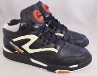 Reebok Pump Omni Lite Hexalite Size 11.2/45 Dee Brown Retro Basketball Shoes