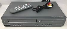 Magnavox DV225MG9 DVD VCR Combo Video Cassette Recorder With Remote