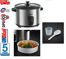 **BRAND NEW** Russell Hobbs 19750 Rice Cooker And Steamer