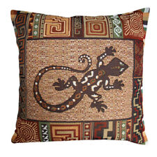 Salamander Tapestry Cushion Cover - 50x50cm