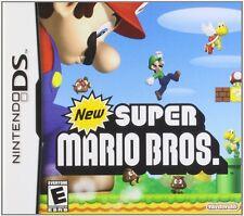 New Super Mario Bros (Nintendo DS, 2006)