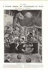1905 The Artists Corps Prehistoric Play Entry Into Port Arthur