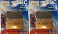EBC HH Front Brake Pads (2 Sets) Yamaha FJ1200 XVZ1300 / FA123HH