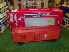 American Flyer Trains No. 48317 Rath Packing Refrigerator Car - Very Nice