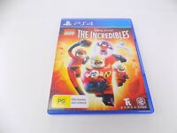 Mint Disc Playstation 4 Ps4 LEGO The Incredibles Free Postage