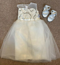 DESIGN A FRIEND Doll Clothes Outfit Wedding Dress (10) a