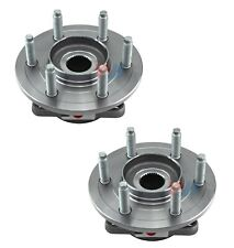 Pair Set 2 Rear WJB Wheel Bearing Hub Kits for Ford Expedition Lincoln Navigator