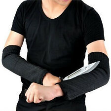 1 pair top cutting outdoor self-defense arm guard against knife cut Armbands NR5