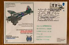 Stamp Cover - 25th Anniversary Of The RAF Escaping Society - 25th April 1970