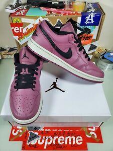 Nike Air Jordan 1 Low Magenta DC7268-500 Women's Size 7W