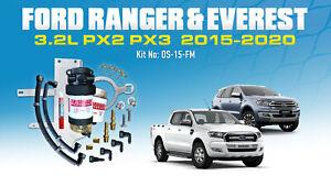 Fuel Manager Kit OS-15-FM for Ford Ranger Everest 3.2L PX PX2 PX3 2015-20