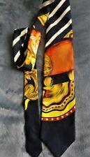 Vintage Designer Krawatte original Gianni Versace 90er Jahre (2)