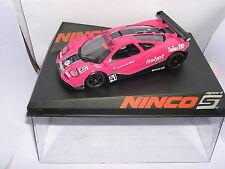 NINCO 50595 SLOT CAR McLAREN F1 GTR #41 ITALJET    MB