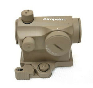 Red Dot Sight Aimpoint T1 Riser Mount- Tactical- Airsoft Desert New