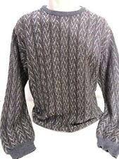Vintage Tricots St Raphael Nordstrom Pull Over Sweater Mens M Medium Pure Wool