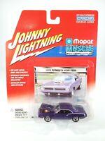 "Johnny Lightning ""MOPAR MUSCLE"" 1970 PLYMOUTH HEMI CUDA 1/64 Scale Diecast NEW"