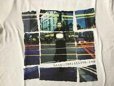Marillion marillion.com T-Shirt - NEW - Official Merchandise