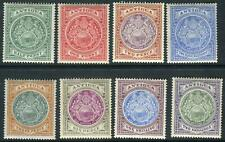 ANTIGUA-1908-17  A mounted mint set to 2/- Sg 41-50