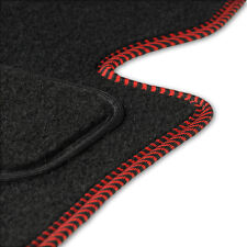 Auto Fußmatten Autoteppich für Toyota Auris 2007-2012 Velours Set CACZA0401