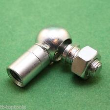 Winkelgelenk DIN 71802 CS M5 LH verzinkt Links Sicherungsfeder Made in Germany