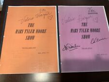 THE MARY TYLER MOORE SHOW - 2 scripts - Mary's best!  Valerie Harper Betty White