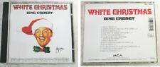 BING CROSBY White Christmas .. 1991 MCA CD