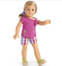 AMERICAN GIRL DOLL TRULY ME SUNSHINE GARDEN OUTFIT NIB(no doll)
