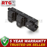 Electric Master Window Control Switch Button Front Right Fits Nissan Navara
