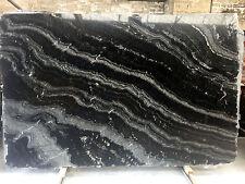 Arbeitsplatte Küche Couchtischplatte Esstischplatte Naturstein schwarz/ weiss
