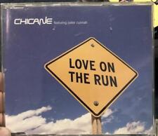 LOVE ON THE RUN CHICANE CD SINGLE