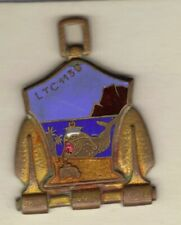 Rare French Indochina War Riverine/Amphibious Forces Badge Lct 1139 ty.1 1949-52