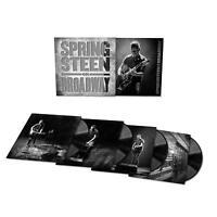 Bruce Springsteen - Springsteen On Broadway 4 LP Vinile Nuovo Sigillato