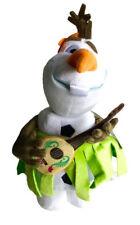 Disney Frozen Olaf 13 Inch Exclusive Hawaiian Aloha Stuffed Plush Toy