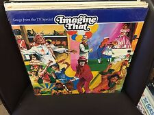 Songs from the TV Special Imagine That vinyl LP Dora Hall 1971 SEALED