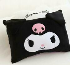 kuromi melody bowknot pink plush pillowcase pillow cover pillowcases cartoon