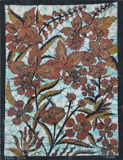 Peintures du XXe siècle et contemporaines huiles fleur, arbre pour Art déco